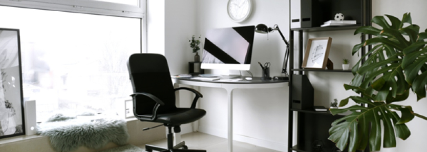 Organising Your Home Office to Improve Creativity & Productivity