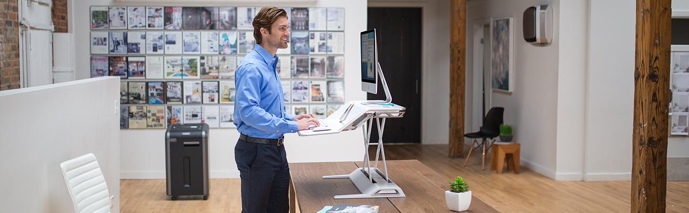 How Can A Sit Stand Desk Improve Your Health?