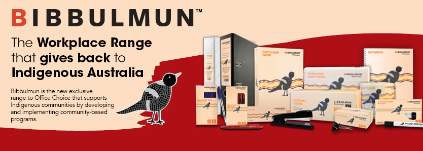 Office Choice enjoys strong launch of the bibbulmun range to support indigenous communities